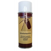 Sellakk politur Blond Spray, Borma termék - 400ml