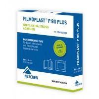Javítószalag Filmoplast P 90 plus, 2 cm széles, Neschen termék - 1 tekercs