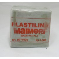 Plasztilin, sötétzöld, Maimieri termék - 1 000 g