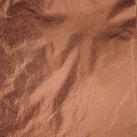 Fémfólia, szín: réz, önálló lapokból 16x16 cm