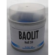 Baolit 2K spachtel,  Polyester bázisú, fehér