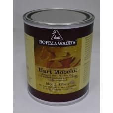 Faolaj kemény fafelületre, Borma termék  - 1 Liter