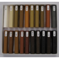 Bao-keményviasz rudak, különböző színekben
