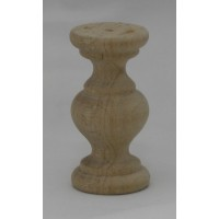 Bútordísz éger fából 40X20 mm