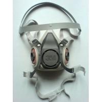 Védőmaszk dupla szűrős, 6000-es sorozat, 3M termék