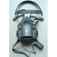 Védőmaszk duplafilteres félmaszk, 7500-es srozat, 3M termék