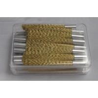 Sárgaréz drót radirozó tartalék betét, átmérője: 5 mm