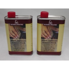 Restauráló olaj, Borma termék - 500 ml