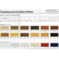 Bao-fedőlakk-spray, NC-bázisú, - 300 ml - bútorok javításhoz ill. új lakkozáshoz