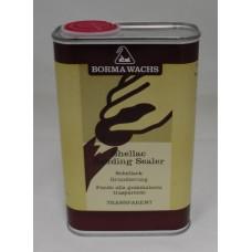 """""""Shellac Sanding Sealer"""", Borma termék, átlátszó"""