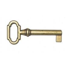 Kulcs ötvözött anyagból 62 mm nem lakozott, üreges - 1 db