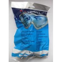 Védőszemüveg, tipús: 2890SA, 3M termék, UV-védelemmel