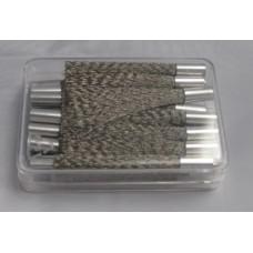 Acél drót tartalék betét, átmérője: 5 mm