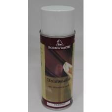 Fa ápoló viasz méhviasszal, szintelen spray, Borma termék - 400 ml
